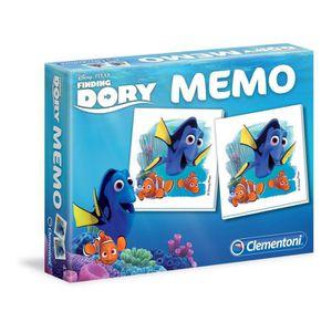 MÉMORY DORY Memo Clementoni