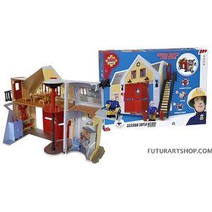 voiture sam le pompier achat vente jeux et jouets pas chers. Black Bedroom Furniture Sets. Home Design Ideas