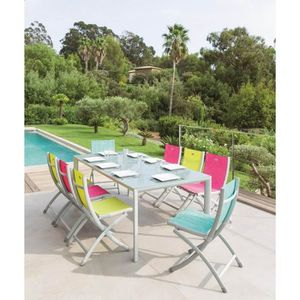 Table hesperide achat vente table hesperide pas cher for Table exterieur 300
