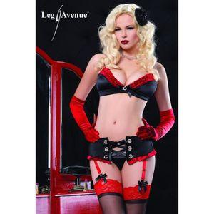 COORDONNE LINGERIE Lingerie Sexy 3 pièces, Diva...