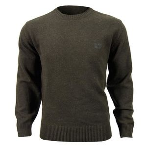 SWEAT-SHIRT DE SPORT Pull Verney-Carron Will Anthracite