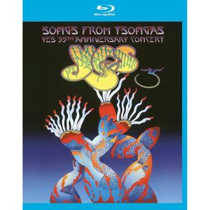 BLU-RAY MUSICAL Songs from Tsongas - The 35th anniversary concert