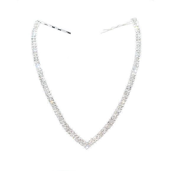 bijoux de front mariage ceremonie strass achat vente bandeau serre t te bijoux de front. Black Bedroom Furniture Sets. Home Design Ideas