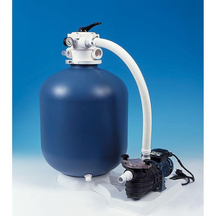 Platine de filtration 8 m3 h pour bassin jusqu achat for Pompe de filtration pour bassin