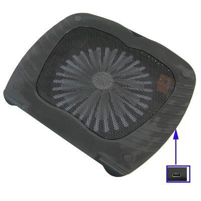 ventilateur haute performance pour pc portable prix pas cher cdiscount. Black Bedroom Furniture Sets. Home Design Ideas