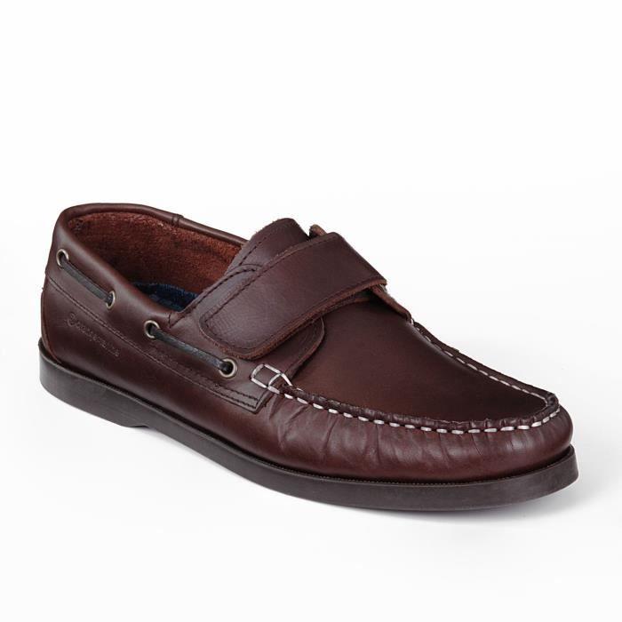 sea scratch chaussure bateau homme marron achat vente bateaux cdiscount. Black Bedroom Furniture Sets. Home Design Ideas