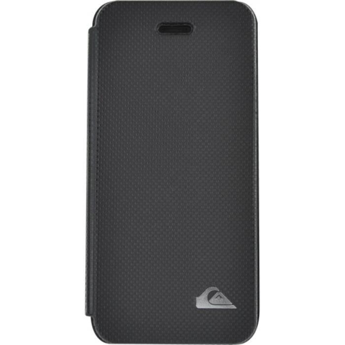 telephonie accessoires portable gsm etui iphone  a rabat folio noir graine d ori f qui