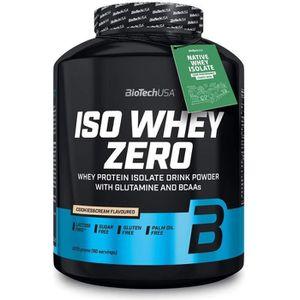 PROTÉINE Iso Whey Zero 2.27kg COOKIES and CREAM Proteine IS