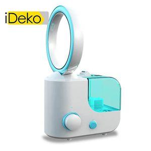 ideko humidificateur d air aromath rapie ultrasonique diffuseur aroma pour maison voiture. Black Bedroom Furniture Sets. Home Design Ideas