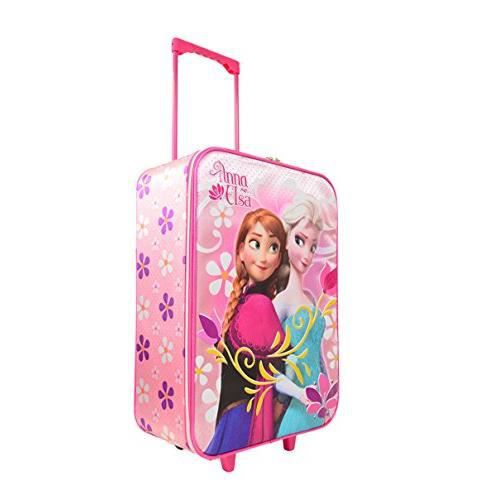 la reine des neiges valise cabine elsa anna achat vente valise bagage 2009930007378. Black Bedroom Furniture Sets. Home Design Ideas