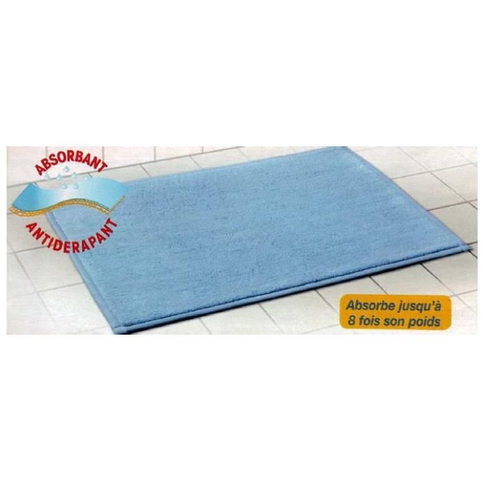 Tapis de bain microfibre achat vente tapis de bain for Tapis salle de bain microfibre