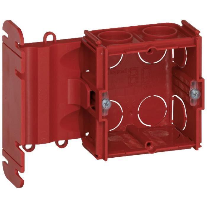 Boîte maçonnerie Legrand Chambranle de porte P40mm Achat / Vente