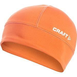 BONNET - TUBE DE SPORT Craft Bonnet Thermal léger orange