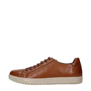 BASKET Geox Sneakers Homme COGNAC