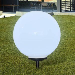 Lampe exterieur boule achat vente lampe exterieur for Luminaire exterieur globe