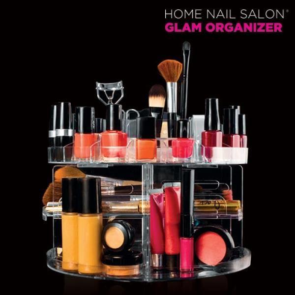 Vous êtes pressée et ne retrouvez plus votre eyeliner ou votre fard à paupières préféré ? Il est temps dagir et dorganiser vos produits de beauté.