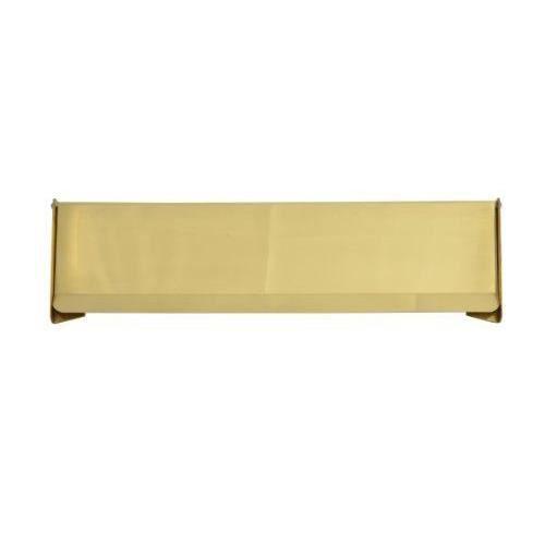 Forge clapet de boite aux lettres encastrer en laiton 280 mm achat vent - Encastrer une boite aux lettres ...