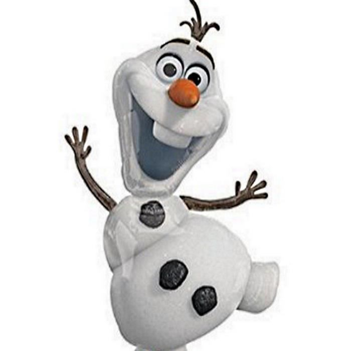 Jouet personnage gonflable olaf reine des neiges frozen - Personnages reine des neiges ...