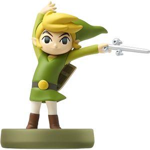 FIGURINE DE JEU Figurine Amiibo Link Cartoon (The Wind Waker) The