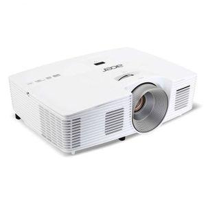 Vidéoprojecteur DLP - Résolution native : 1280 x 720 - Luminosité : 3000lm - Contraste : 17.000 : 1 - Durée de vie de la lampe : 6000h ( mode ECO ) - HDMI - MHL - Entrée VGA - Haut-parleur 2W - Auto Keystone - Télécommande - Sacoche - Garantie standard du