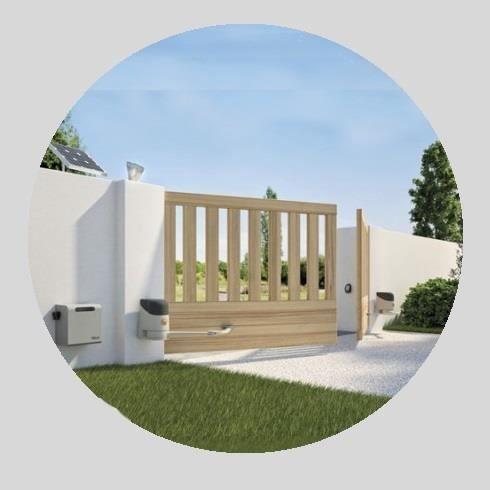 motorisation portail mhouse ws200w achat vente motorisation portail cdiscount. Black Bedroom Furniture Sets. Home Design Ideas