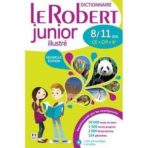 DICTIONNAIRES Le Robert junior illustré