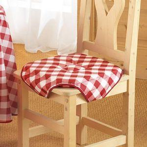 Galette de chaise 36x36 achat vente galette de chaise - Galette de chaise epaisse ...