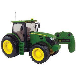 VOITURE - CAMION JOHN DEERE Tracteur télécommandé 6190R