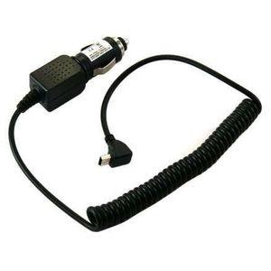 Chargeur allume cigare avec sortie mini USB (co...
