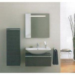 meuble sous lavabo lavabo semi colonne de achat vente salle de bain complete meuble sous. Black Bedroom Furniture Sets. Home Design Ideas