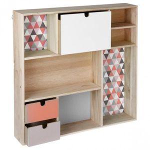 cube de rangement achat vente cube de rangement pas cher cdiscount. Black Bedroom Furniture Sets. Home Design Ideas