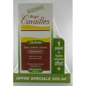 ROGE CAVAILLES Soin toilette intime hydratant 5...