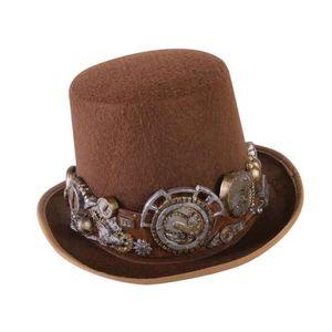 chapeau steampunk achat vente chapeau steampunk pas cher soldes cdiscount. Black Bedroom Furniture Sets. Home Design Ideas