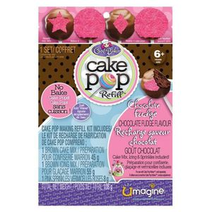 CUISINE CRÉATIVE - JEU CULINAIRE COOL BAKER Recharge Pate Cake Pops
