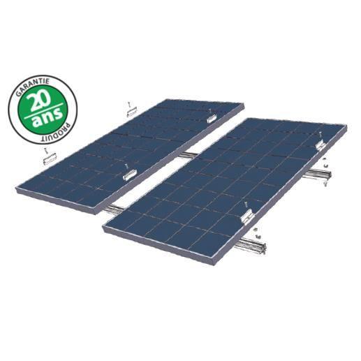 kit int gration 1 panneau photovolta que sur toiture achat vente kit photovoltaique cdiscount. Black Bedroom Furniture Sets. Home Design Ideas
