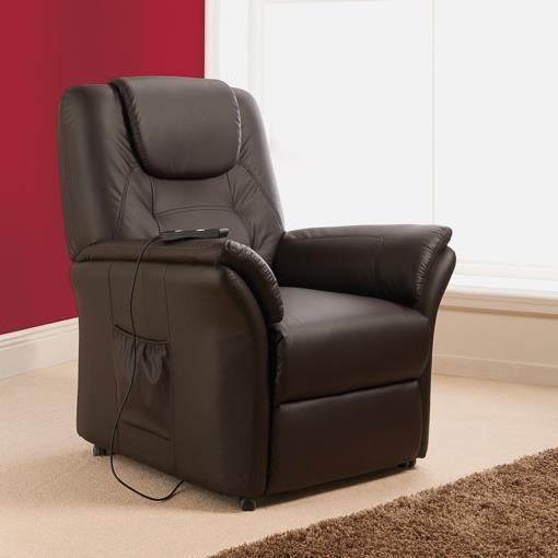 Fauteuil massant confort marron achat vente fauteuil marron cdiscount - Fauteuil massant occasion ...