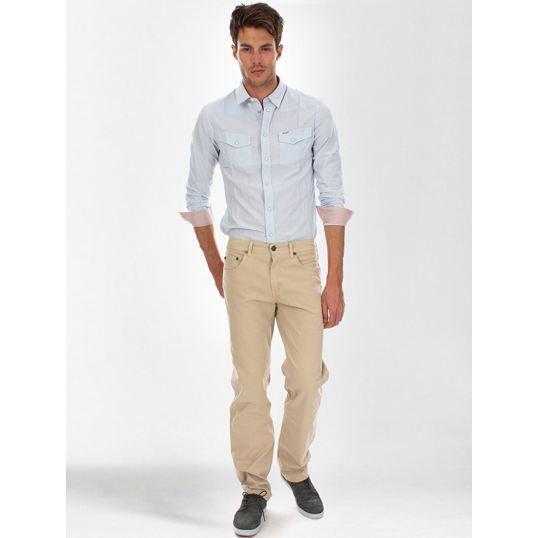 Jeans Ober Alex Sable Beige Achat   Vente jeans Jeans Ober Alex 505b5ea8b4bc