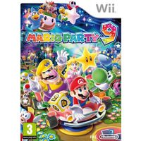 MARIO PARTY 9 / Jeu console Wii