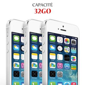 iphone 5s 64 go neuf achat vente iphone 5s 64 go neuf. Black Bedroom Furniture Sets. Home Design Ideas