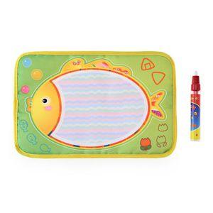 dessin criture tapis jouets avec aquarelle pen pour les enfants achat vente ardoise enfant. Black Bedroom Furniture Sets. Home Design Ideas