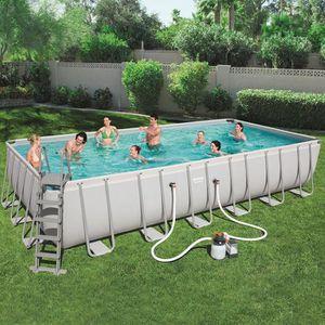 Bache pour piscine 7x3 achat vente bache pour piscine 7x3 pas cher cdiscount for Piscine tubulaire rectangulaire pas chere