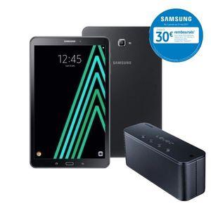 """TABLETTE TACTILE Samsung Galaxy Tab A6 10.1"""" + Enceinte Samsung Lev"""