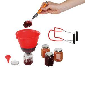Kit 7 pi ces pour confiture maison achat vente extracteur de jus cdiscount - Extracteur de jus pour confiture ...