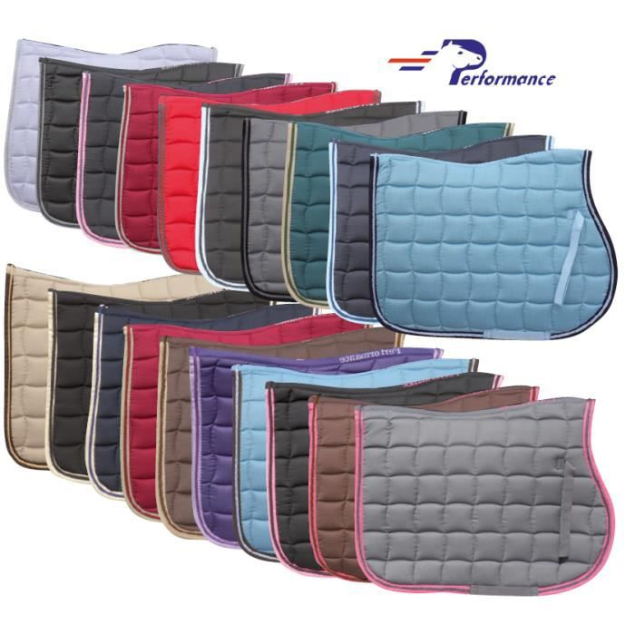 Tapis Performance Violet Lilas Cheval Performance Achat