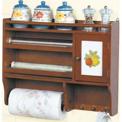 derouleur cuisine 4 rouleaux objets en bois d rouleur triple pour barre de cr dence m tal. Black Bedroom Furniture Sets. Home Design Ideas