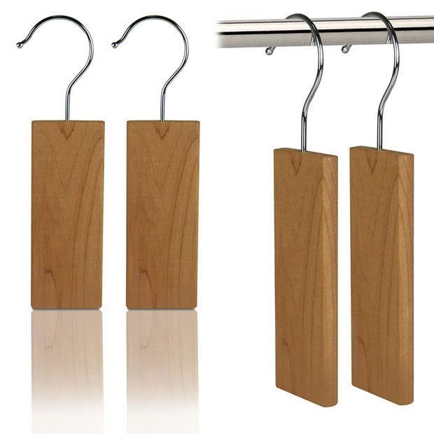 6 blocs anti mites en bois de c dre avec d sodorisant hangerworld achat vente produit. Black Bedroom Furniture Sets. Home Design Ideas