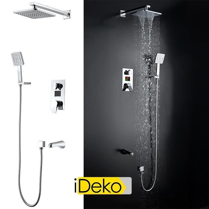 colonne de douche non colonne de douche pas cher store. Black Bedroom Furniture Sets. Home Design Ideas