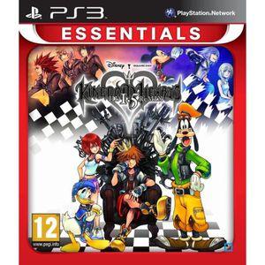 Kingdom Hearts 1.5 Essentials Jeu PS3