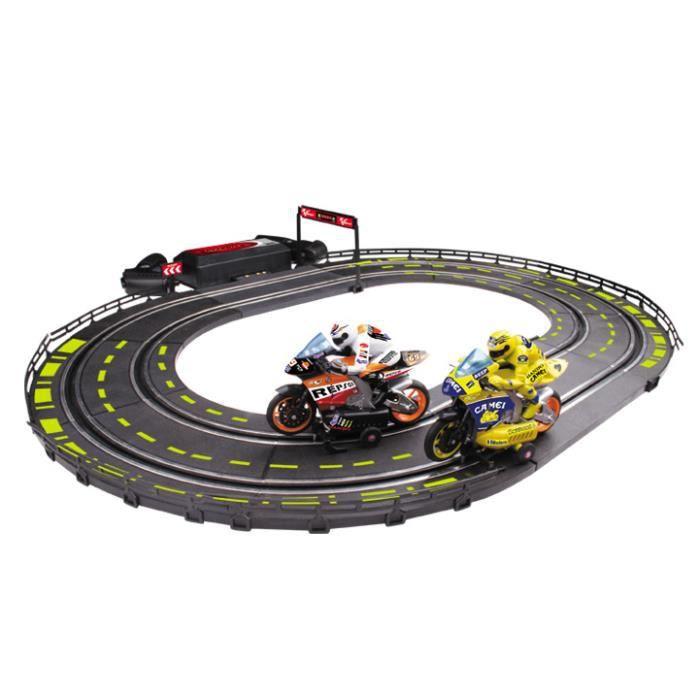 super circuit de course lectrique avec motos achat vente circuit cdiscount. Black Bedroom Furniture Sets. Home Design Ideas