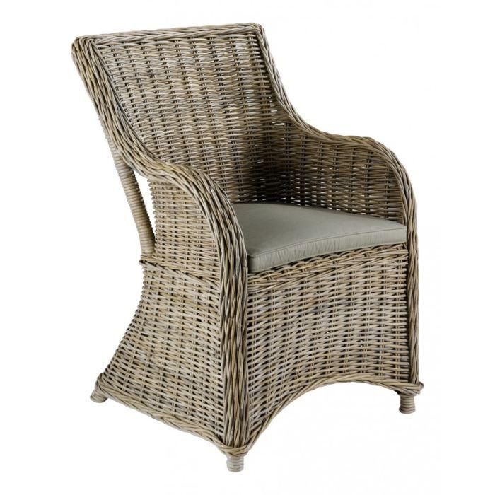 fauteuil kubu avec coussin amovible lot de 2 achat vente fauteuil cdiscount. Black Bedroom Furniture Sets. Home Design Ideas